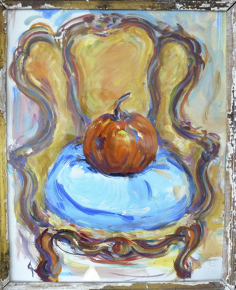 Clare's Pumpkin